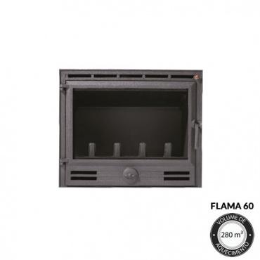 Lareira Flama 60 Detalhes